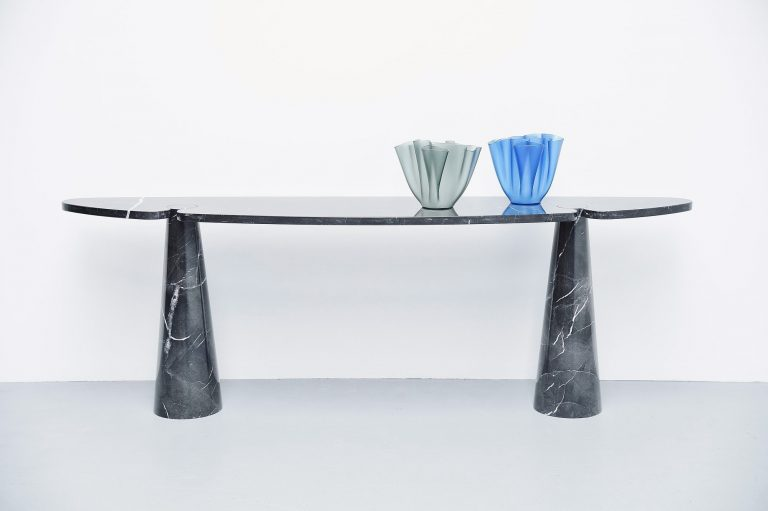 Angelo Mangiarotti console table Skipper Italy 1971
