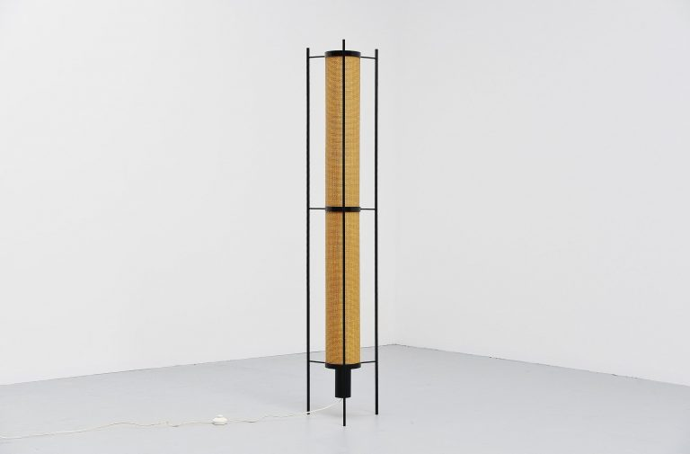 Kho Liang Ie K46 floor lamp Artiforte 1957