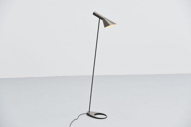 Arne Jacobsen Visor floor lamp Louis Poulsen 1958