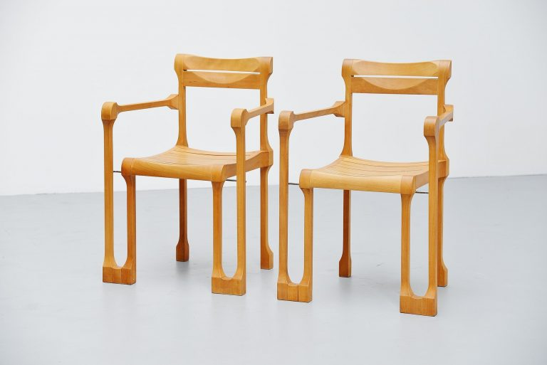 Ruud Jan Kokke armchairs Holland 1990