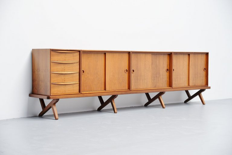 Large sideboard by Rudolf Glatzel for Fristho Franeker 1955