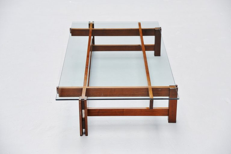 Ico Parisi coffee table Cassina Italy 1962