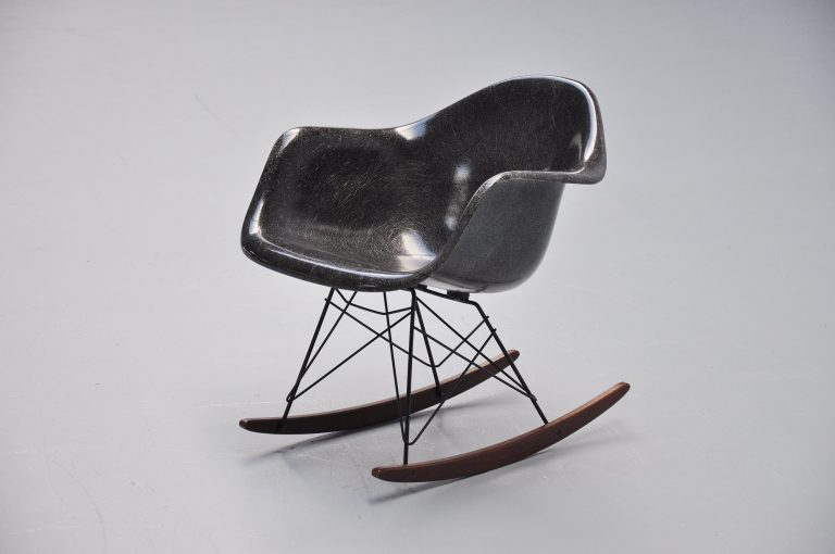 Charles Eames Herman Miller RAR rocking chair 1950