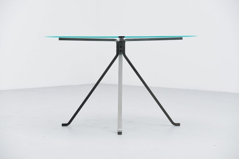 Enzo Mari Cugino dining table Driade Italy 1973