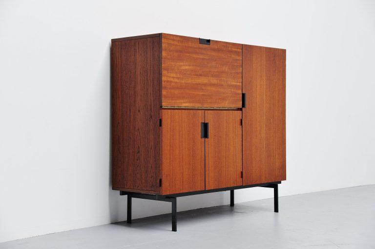 Pastoe CU06 cabinet Cees Braakman Holland 1958