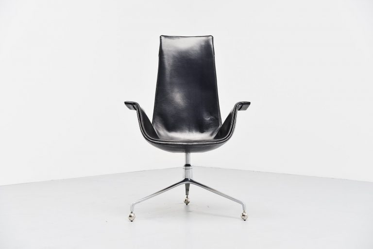 Preben Fabricius bird chair Kill International 1964