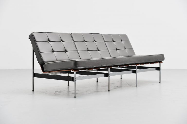 Kho Liang Ie 416/3 sofa for Artifort Holland 1959