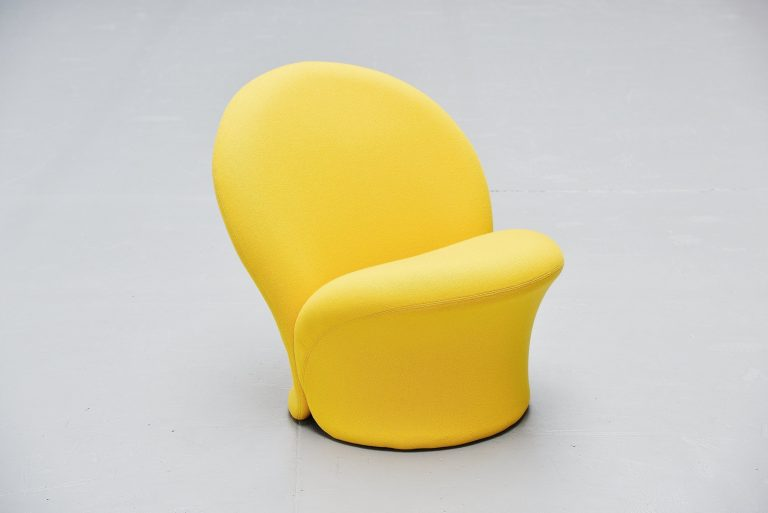 Pierre Paulin F572 lounge chair Artifort 1967