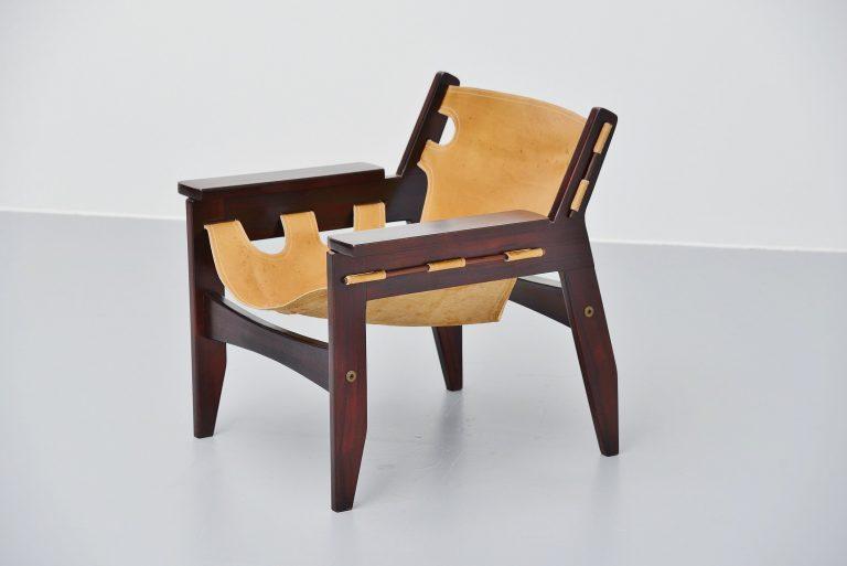 Sergio Rodrigues Kilin armchair OCA Brazil 1973