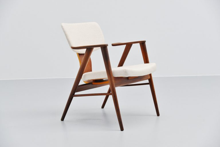Pastoe FB14 lounge chair Cees Braakman 1956