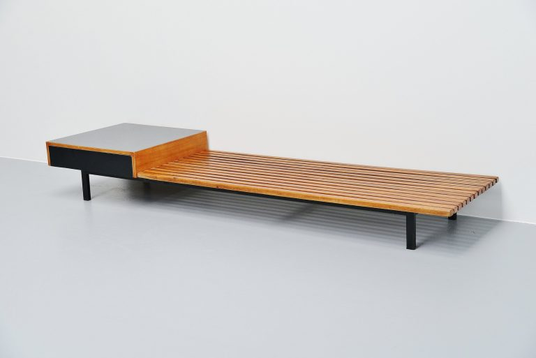 Charlotte Perriand Cansado Bench France 1958