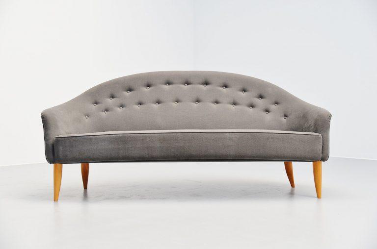 Kerstin Hörlin-Holmquist Paradise sofa Nordiska Kompaniet 1958