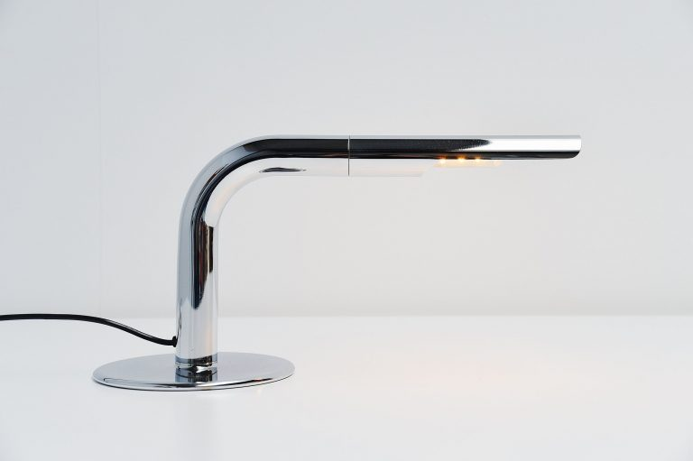 Ingo Maurer Gulp table lamp M Design Germany 1969