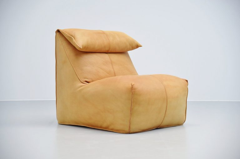 Mario Bellini Bambole lounge chair Italy 1972
