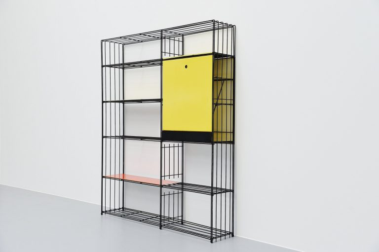 Pilastro room divider by Tjerk Reijenga Holland 1960