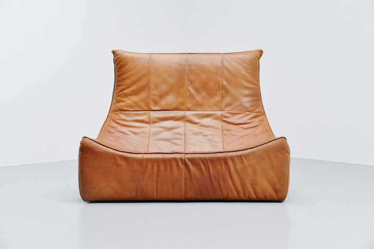 Montis Rock sofa by Gerard van den Berg Holland 1970