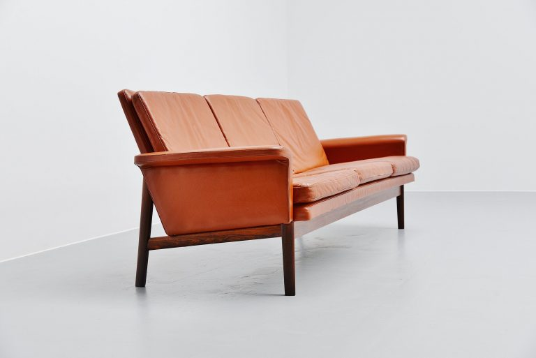 Finn Juhl Jupiter sofa France and Son Denmark 1965