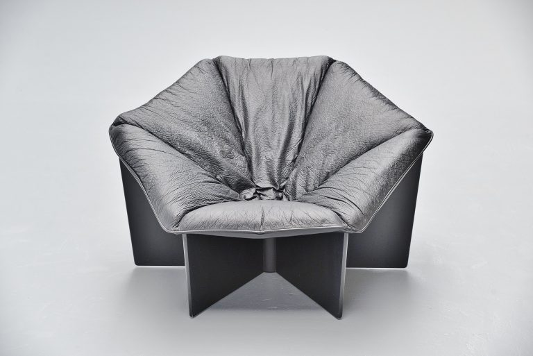 Pierre Paulin F678 Spider lounge chair Artifort 1965