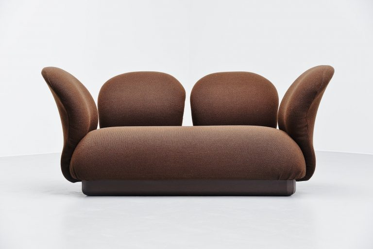 Pierre Paulin F286 Multimo sofa Artifort Holland 1969