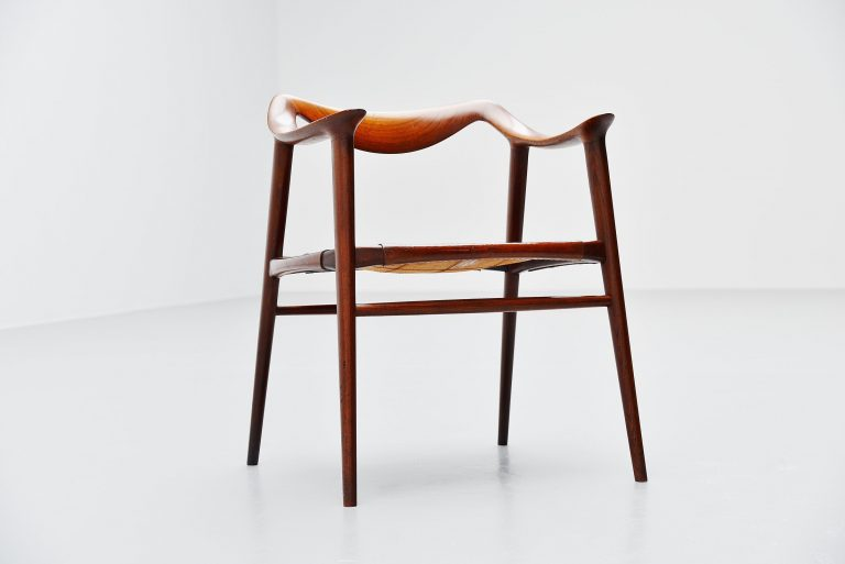 Rastad and Relling Bambi armchair Gustav Bahus Norway 1950