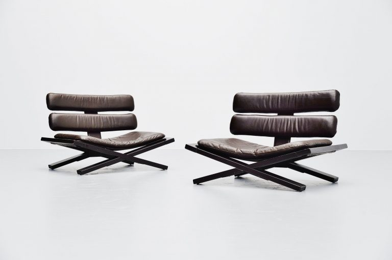 Sonja Wasseur Boedha chairs Holland 1974