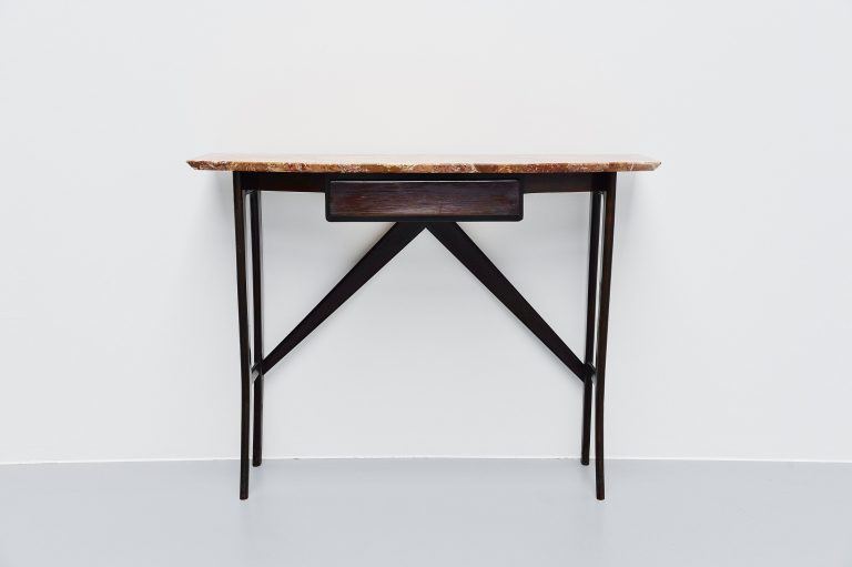 Italian console table Ico Parisi style Italy 1950
