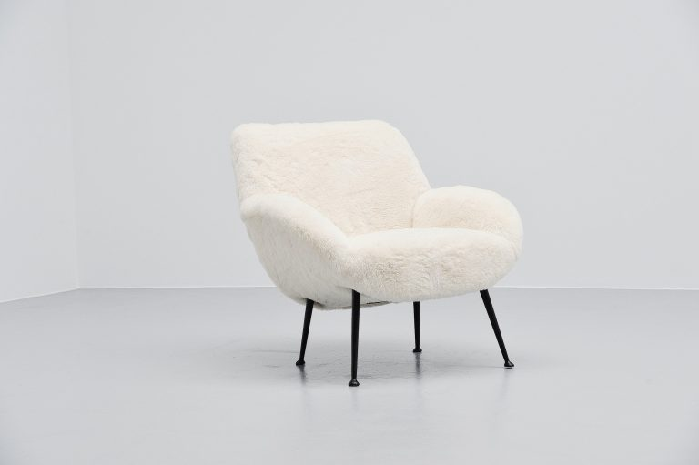 Theo Ruth model 121 lounge chair Artifort Holland 1956
