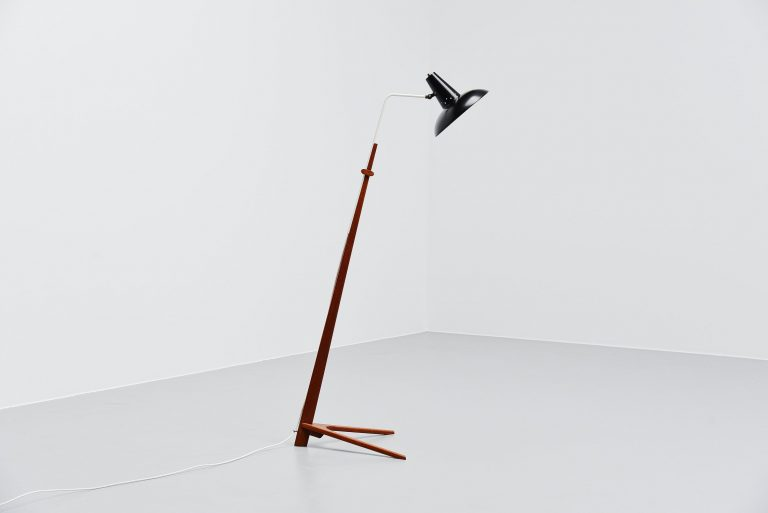 Nigel Walters floor lamp Willem Hagoort Holland 1959