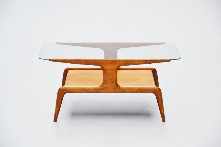 Domus Nova Gio Ponti coffee table Italy 1950