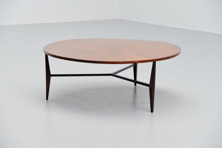 Harry Bertoia 401 coffee table Knoll International USA 1952