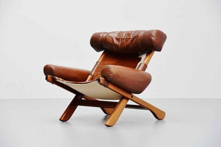 Ox chair Sergio Rodrigues attributed Brazil 1960