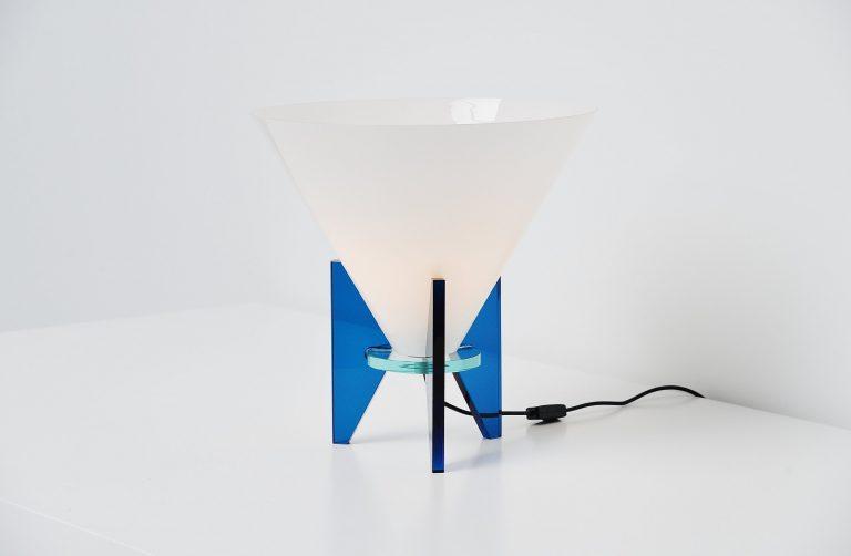 Rodolfo Dordoni Otero lamp by Fontana Arte 1986