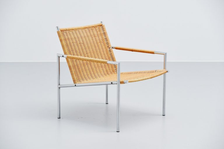 Martin Visser SZ01 lounge chair 't Spectrum 1960