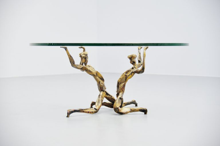 Salvino Marsura Trinidad coffee table Italy 1970