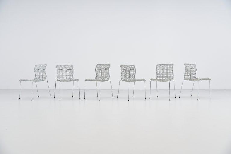 Niall O'Flynn rascal chairs 't Spectrum 1997