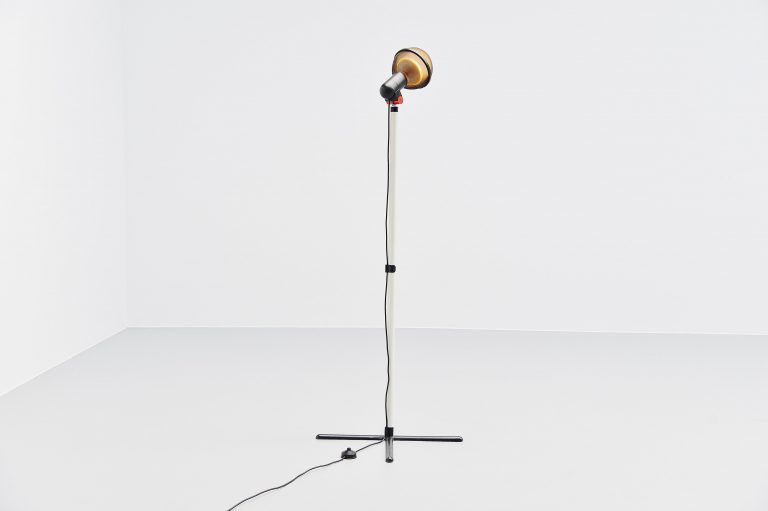 Roger Tallon Micro floor lamp Erco France 1972