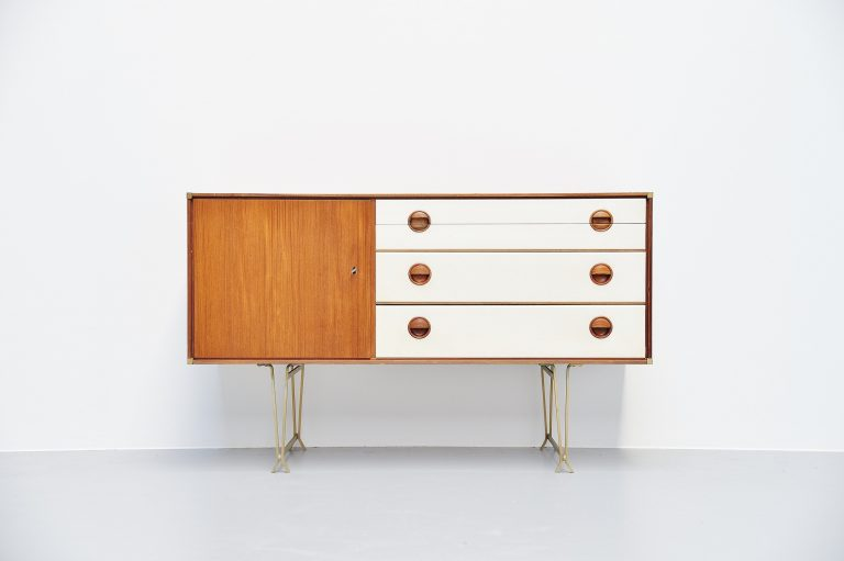 William Watting drawer cabinet by Fristho Holland 1954