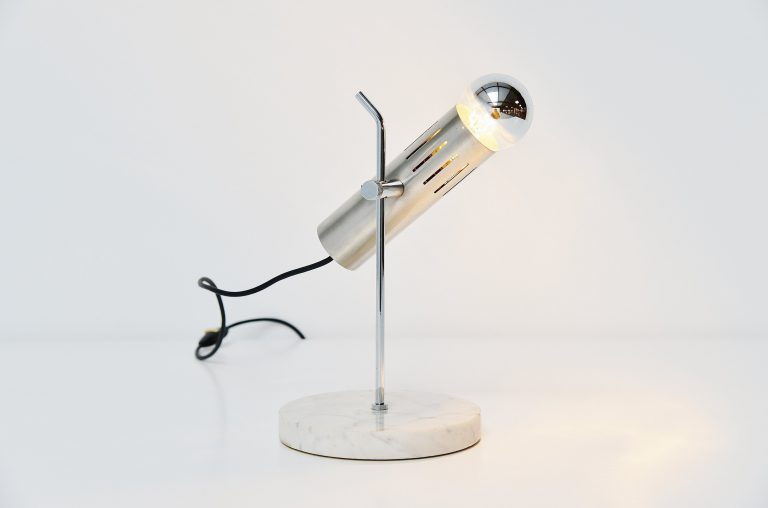 Alain Richard A4 table lamp France 1958