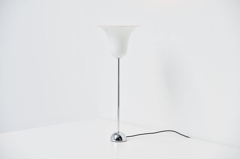 Verner Panton Pantop table lamp Luber Denmark 1980