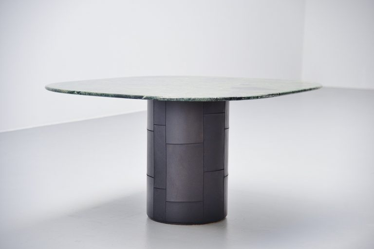 Afra e Tobia scarpa Tobio dining table B&B Italia 1974