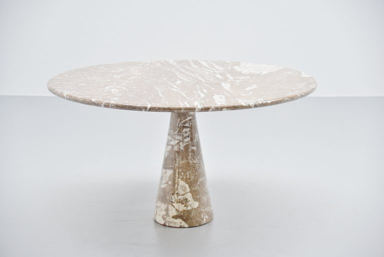 Angelo Mangiarotti M1 T70 Table Mondragone marble Skipper 1969