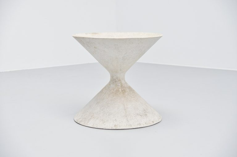 Willy Guhl Diabolo planter Switzerland 1954 small