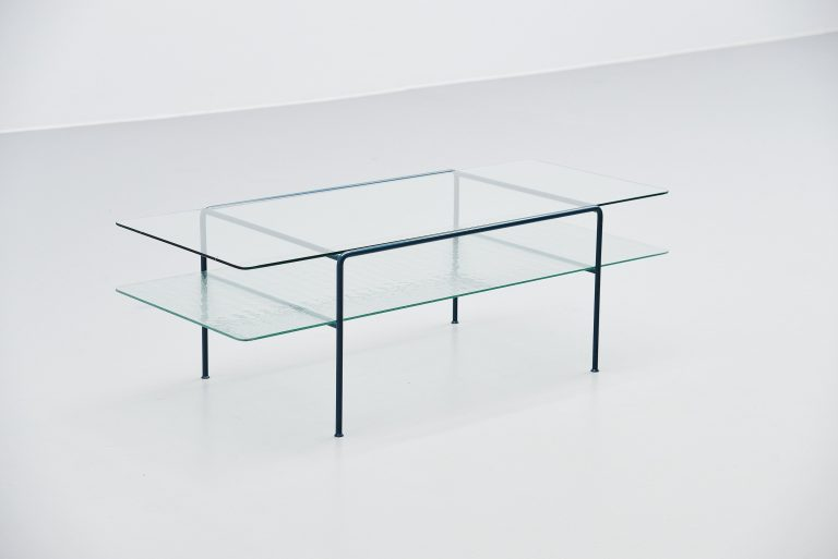 Andre Cordemeijer coffee table model 3637 Gispen 1959