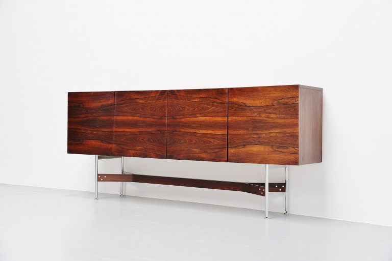 Fristho high sideboard Rudolf Bernd Glatzel Holland 1962