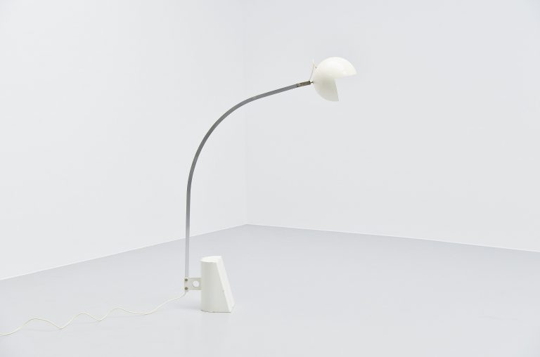 ILL-Form arc floor lamp Italy 1965