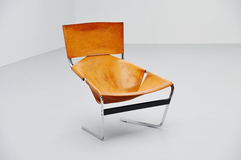 Pierre Paulin lounge chair F444 Artifort Holland 1963