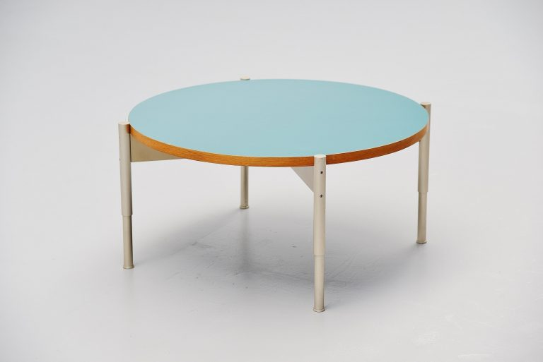 Gio Ponti coffee table from the Hotel Parco dei Principi 1964